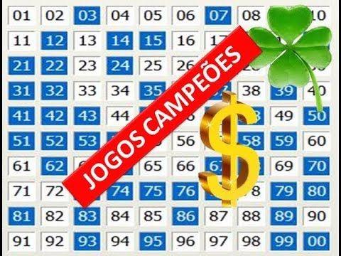 3 Jogos Campeoes Da Lotomania Vamos Que Vamos Youtube Com