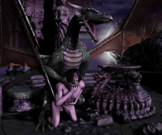 Herpy Gay Dragons | dragon-human