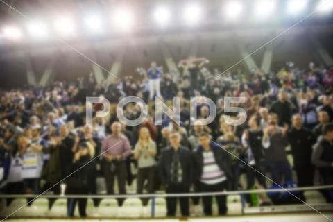 Blurred Background Of Crowd Of People In A Basketball Court Stock Image 73942351 Blurred Background Stock Photos Blur Photo