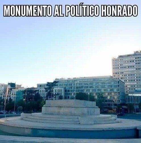 Monumento al Politico Honrado