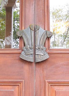 DOORHANDLE, Historic Prince of Wales Hotel,Niagara on the Lake,Canada