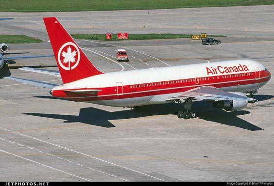 Air Canada Boeing 767-233