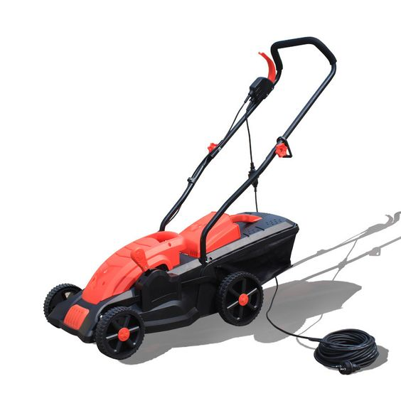 Hot hand push lawn mower electric House trimmers Lawn Mower garden tools