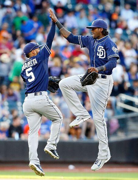 San Diego Padres vs. New York Mets - Photos - June 14, 2014 - ESPN