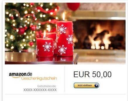 Gewinne einen 50€-Amazon-Gutschein