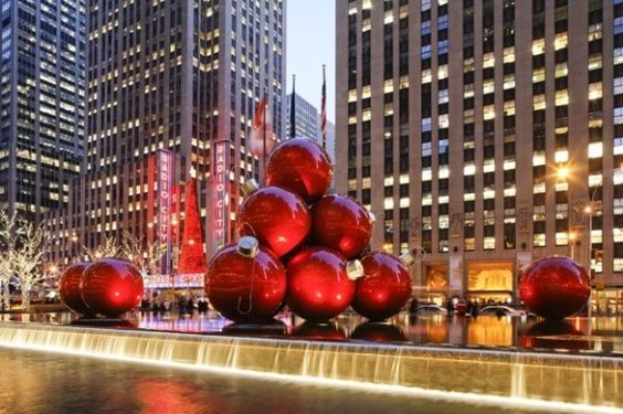 The History Behind New York City's Most Iconic Holiday Decorations