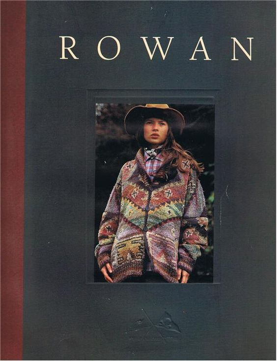 i need to get my hands on this rowan issue # 10 featuring a very young kate moss