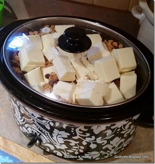 Crock Pot candy---there are many other variations in the comments section