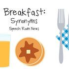 Something about breakfast food just speaks to me. So much so, that I decided to purchase this super cute clipart and make some language games. I cr...