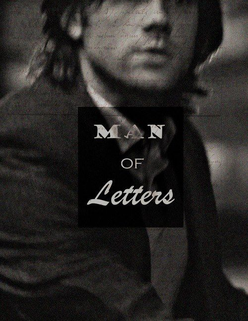 Man of letters