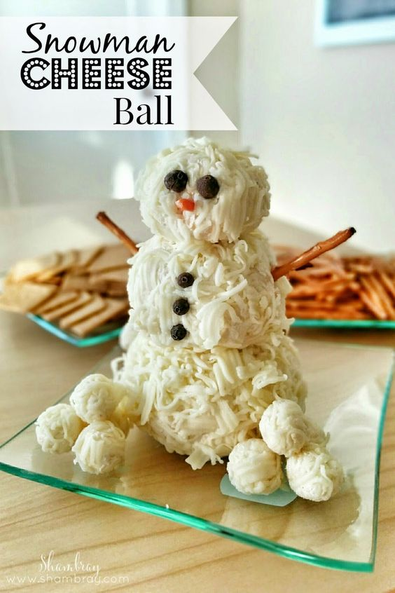 Best cheese ball for picky eaters.  Also a great presentation option for kids!