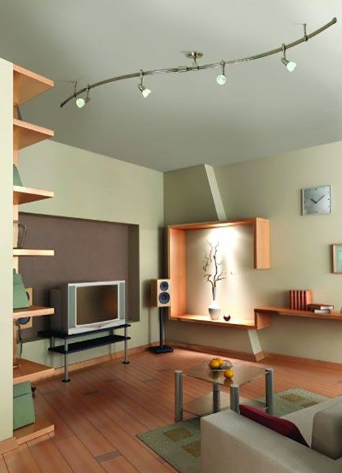 This Minimal House Design Is Also Extremely Adaptable To Be Placed Anywhere You Know You Living Room Light Fixtures Living Room Lighting Living Room Ceiling