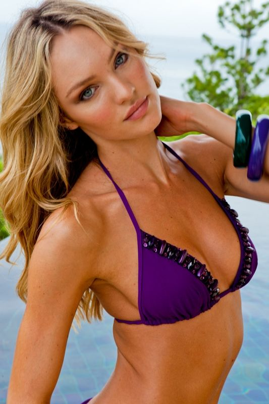 candice swanepoel 2014 swim pictures | Candice Swanepoel: Sauvage Swimwear '11 Look Book > photo 123433 ...