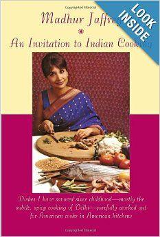 An Invitation to Indian Cooking: Madhur Jaffrey: 9780375712111: Amazon.com: Books