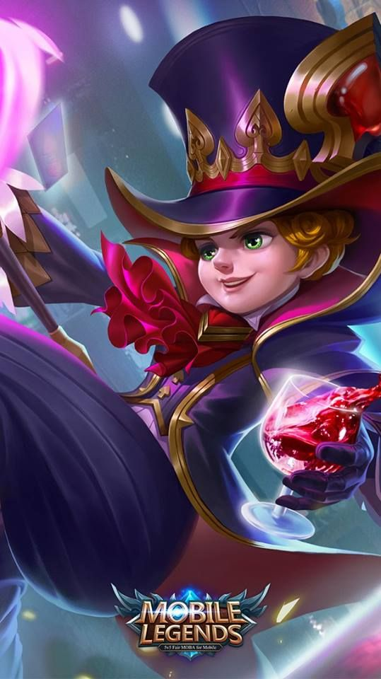 Harley Hd Wallpapers Backgrounds Mobile Legends Blog In 2020 Mobile Legend Wallpaper Mobile Legends Hero Wallpaper