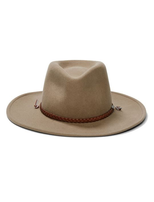 Stetson Crushable Wool Hat Sagebrush Outdoor