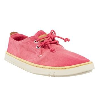Timberland - Chaussures Hookset Handcrafted Canvas Femme - Rose