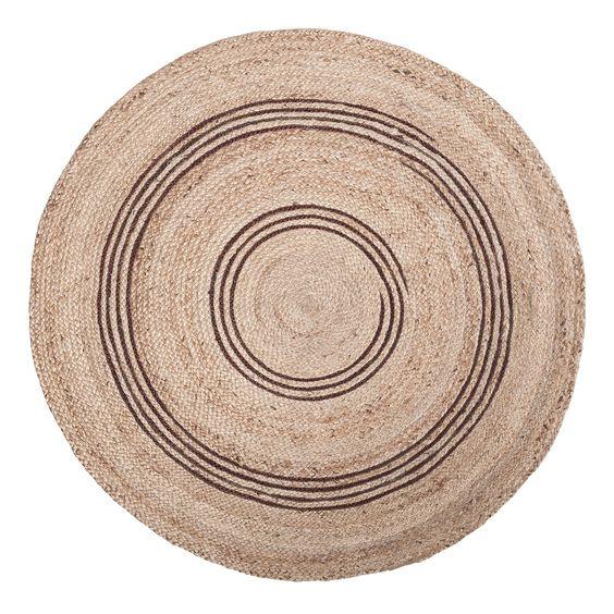 Teppich Tatu Jute Handgeflochten Braun O 150 Cm Ars Natura Jetzt Bestellen Unter Https Moebel Ladendirekt De Hei Teppich Teppich Raute Sisalteppich