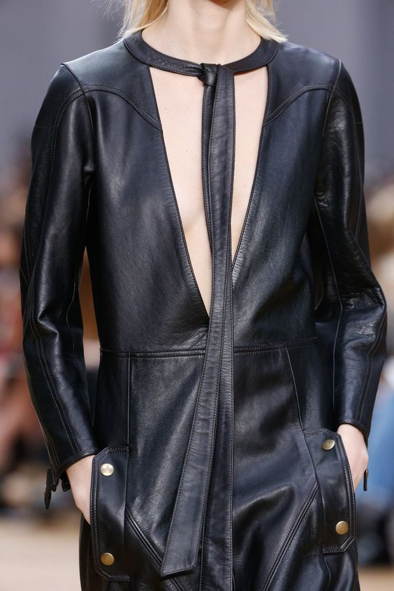 ENHANCE U FASHION DETAIL Chloé | Paris Fashion Week | Fall 2016 Runway Designers