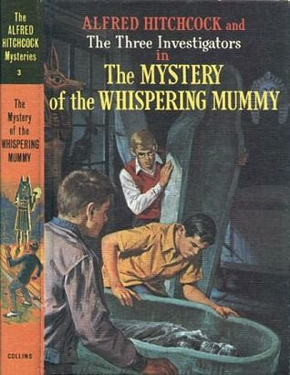 #364: An Egyptian Chinese Puzzle in The Mystery of the Whispering Mummy (1965) by Robert Arthur