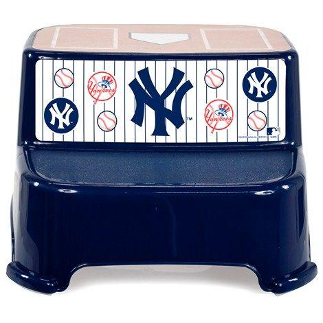 MLB Step Stool - New York Yankees