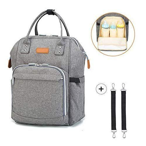 Nursery Baby Nappy//Diaper Handbag//Strap Shoulder bag w//Changing//Pad//Mat//Holder