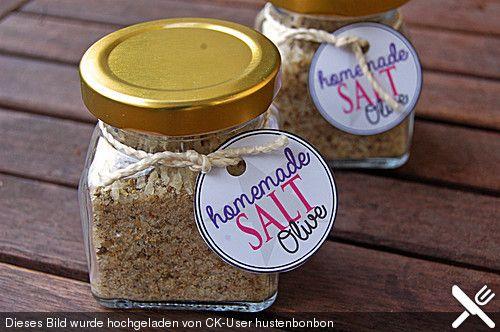 Olivensalz (Rezept mit Bild) von Diavoletti   Chefkoch.de