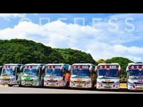 Oneness Travels Nasco Kerala Tourist Bus Campus Edition Delmon