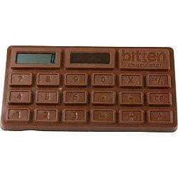 King Size Chocolate Calculator!   #backtoschool #kids #school #stationary #pencilcase #chocolate #fun #chocoholic #calculator #math