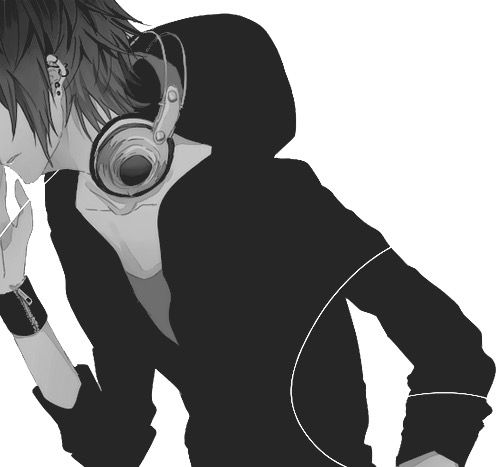 anime boy headphones tumblr t236m v��i google anime