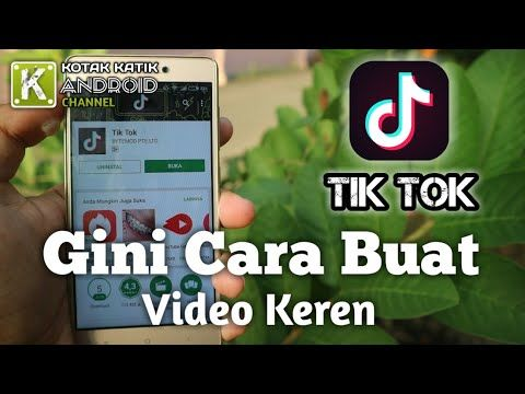 Cara Menggunakan Aplikasi Video Cara Pakai Aplikasi Tik Tok Untuk Membuat Short Clip Video Terkeren Sekian Video Kali Ini Tentangse Video Aplikasi Lagu