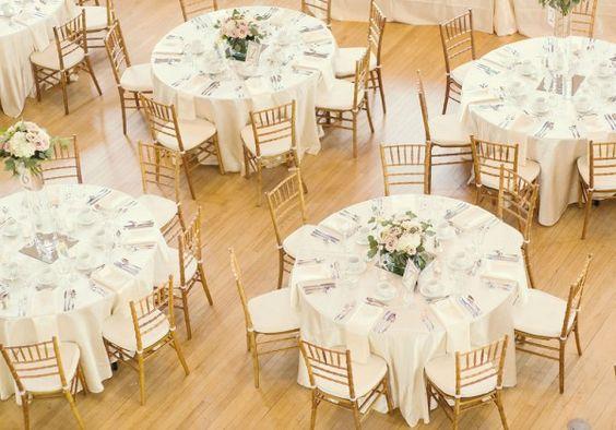 A Simple Elegant Wedding In Ottawa Wedding Reception