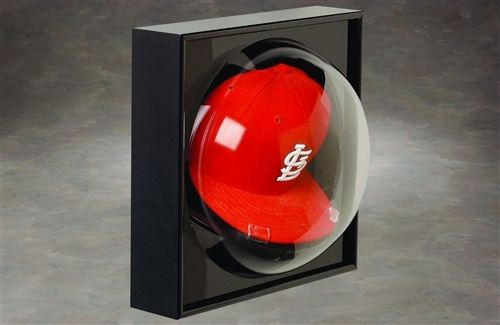 The Ball Cap Acrylic Display Case By N Case It Provides Protection For Your Autographed Memorabi Acrylic Display Case Display Case Baseball Memorabilia Display