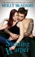 Stealing Harper by Molly McAdams.    Estimated Reading Time: 95 minutes.
