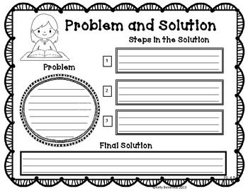 Problem and solution, Nonfiction and Graphics on Pinterest
