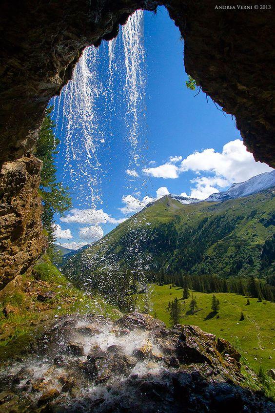 Hintertux - Zillertal - Tirol, Österreich