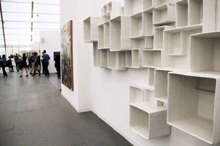 Andrea Zittel - Andrea Rosen - Frieze NYC - 2012