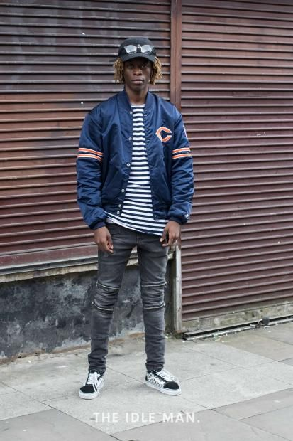 Men's Street Style | Retro Revival | Get the look at TheIdleMan.com…