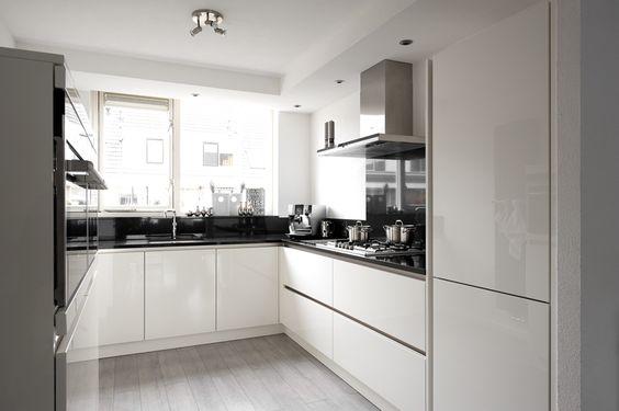 ... keukens, nostalgische keukens, moderne keukens, greeploze keukens