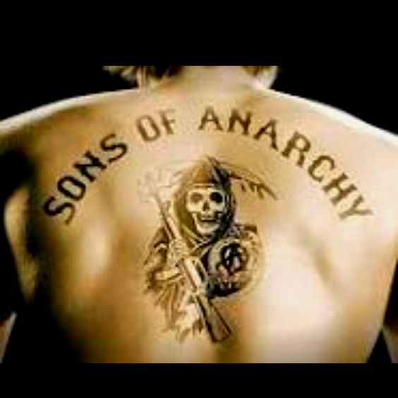 Sons Of Anarchy on FX watch it you won't regret it