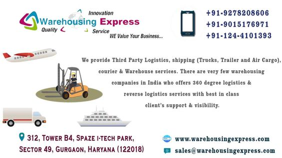 Warehousing Express Logistics Pvt Ltd On Linkedin We Provide Third Party Logistics Shipping Trucks Trailer And Air Cargo Courier Warehouse Services Air Cargo Logistics Third Party