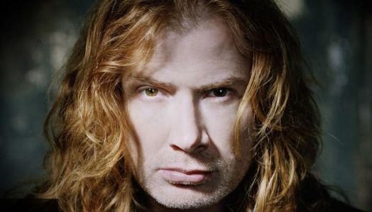 Dave Mustaine not only is bringing this Megadeth Beer to reality, he's also been into vineyards for many years.