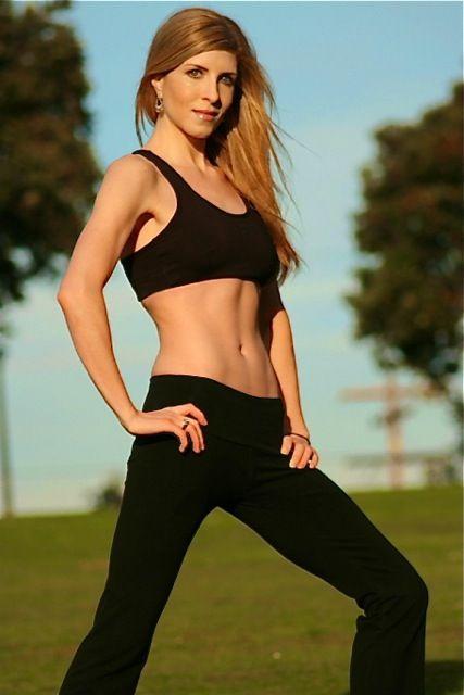 Rachel Rettman keeps us in our skinny jeans with fitness tips at First Thursday! RachelRettman.com