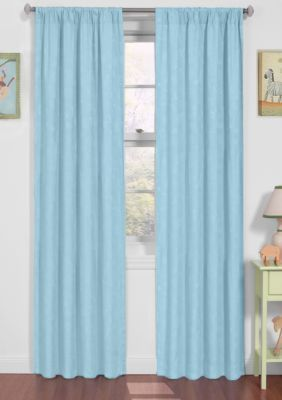 Eclipse Nursery Day At The Zoo Blackout Window Curtain Panel Online Only Curtains Nurseries And Panels