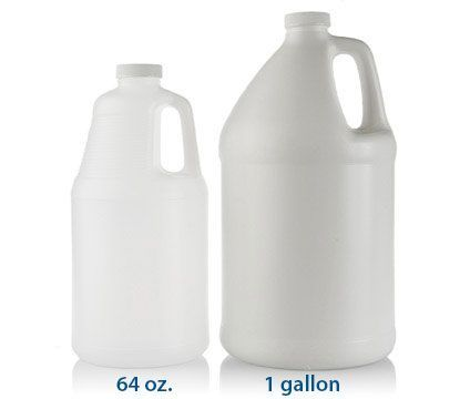 Handled Round Plastic Jugs Hdpe Plasticjugs Round Jug Plastic Bottles Are The Commercial Standard For Gallon Hdpe Bottles Plastic Jugs Plastic Bottle Design