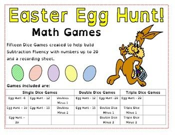 easter hunt games