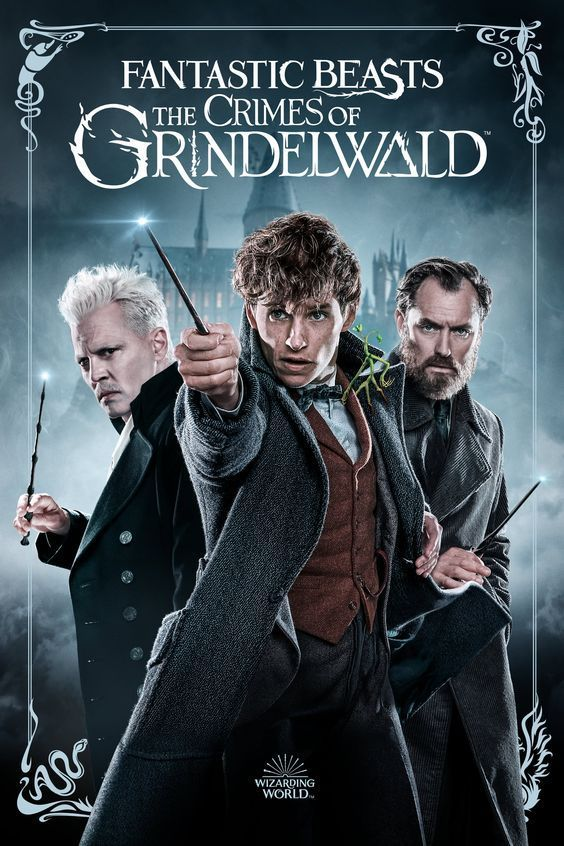 Movie Fantastic Beasts The Crimes Of Grin Fantastic Beasts Movie Crimes Of Grindelwald Fantastic Beasts