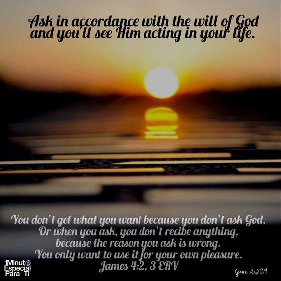 James 4:2-3