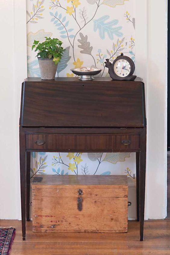 muebles vintage, consejos para eliminar olor a humedad
