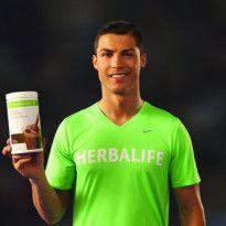 Cristiano Ronaldo Herbalife